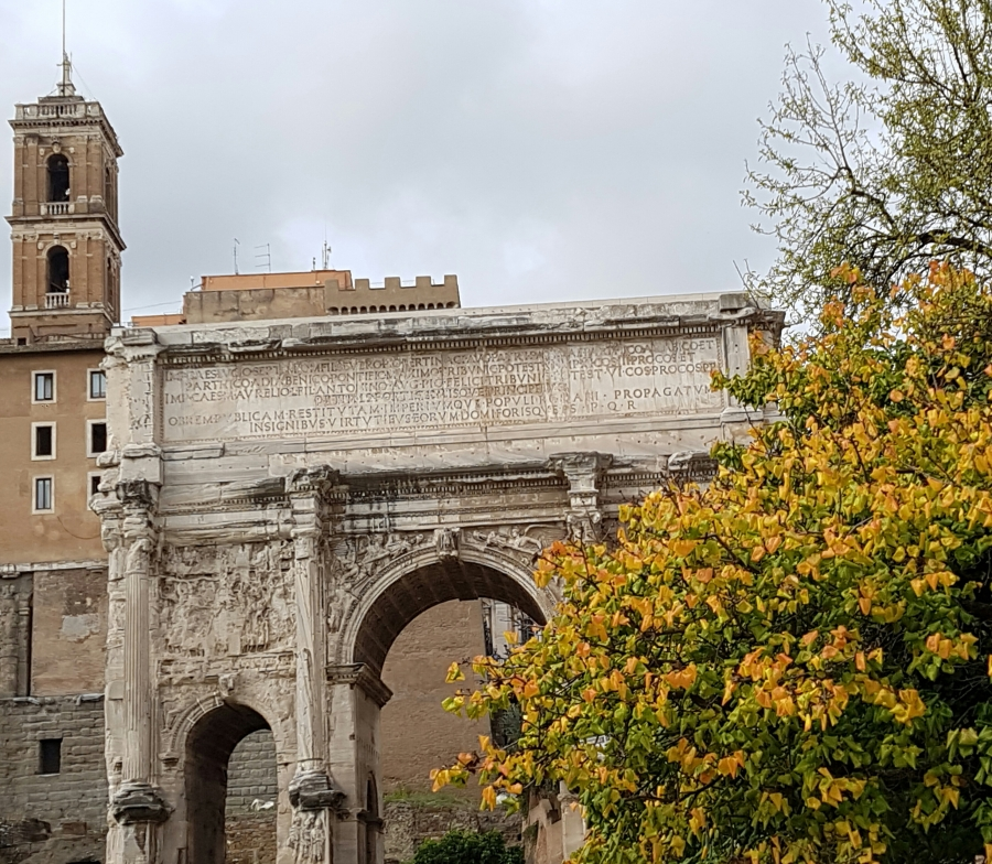 Rome, day 3: From the Santa Maria Maggiore to the CapitolineMuseums