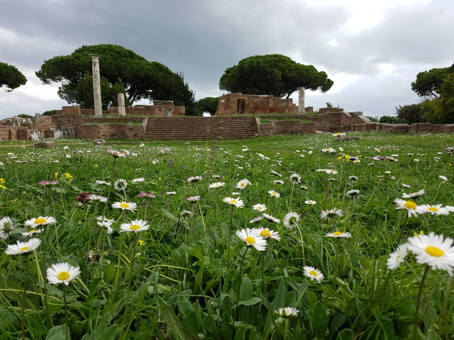 Rome day 6: OstiaAntica