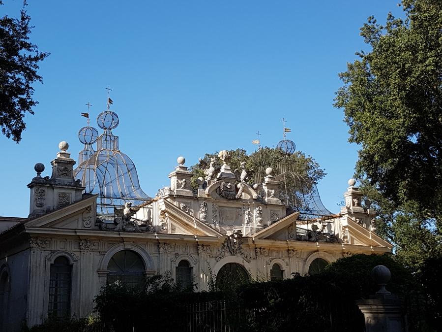 Rome, day 8: VillaBorghese
